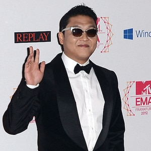 Psy, EMA