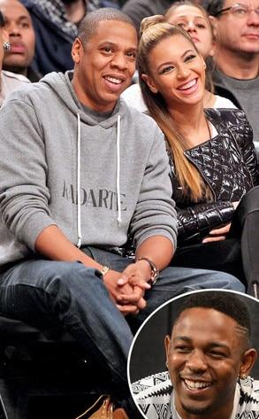 Beyonce, Jay-Z, Kendrick Lamar