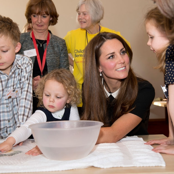 Cute Kiddies From Pregnant Kate Middleton: The Royal Baby