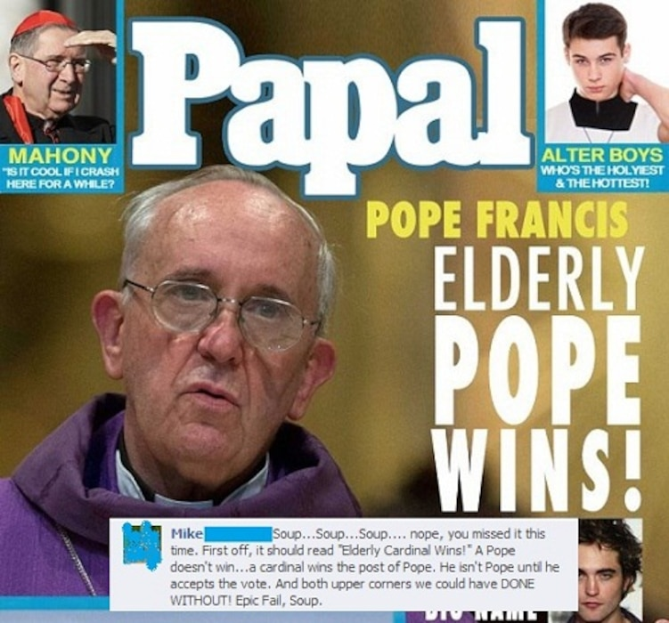 Whambulance Papal