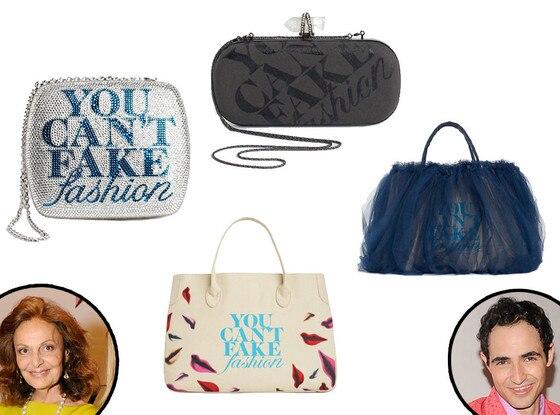CFDA, eBay Handbags, Diane Von Furstenberg, Zac Posen