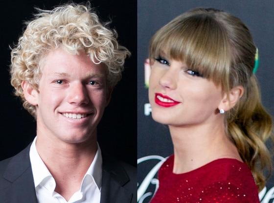 Taylor Swift, John John Florence
