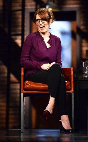 Tina Fey, Inside The Actors Studio