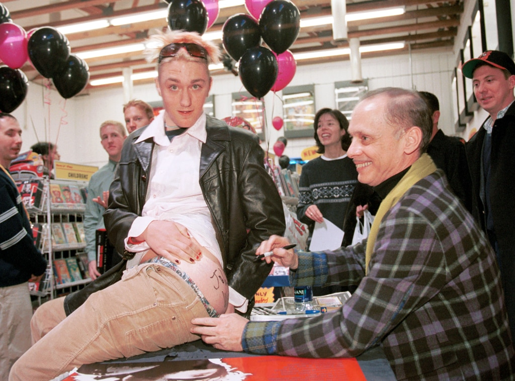 John Waters, Autograph