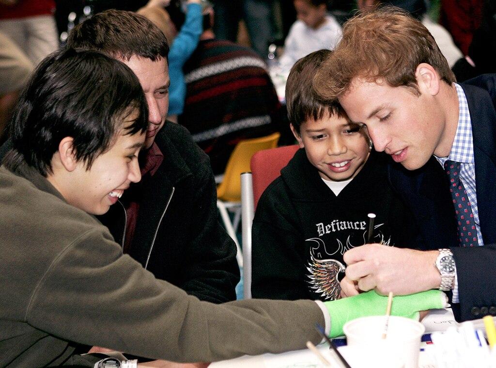 Prince William, Autograph