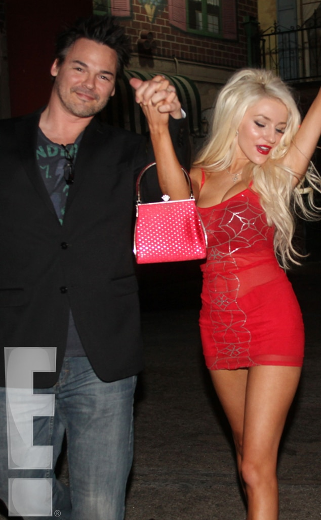 Courtney Stodden, Chris Winters