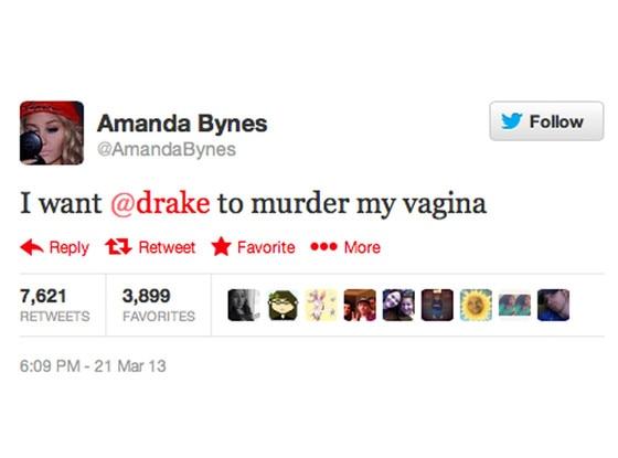 Amanda Bynes Tweet