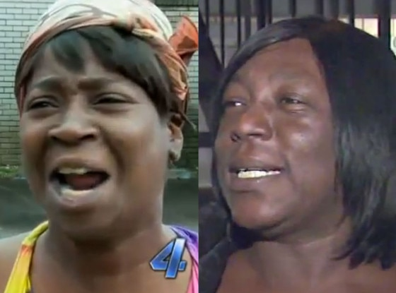 Sweet Brown, Michelle Clark