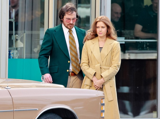 Christian Bale, Amy Adams