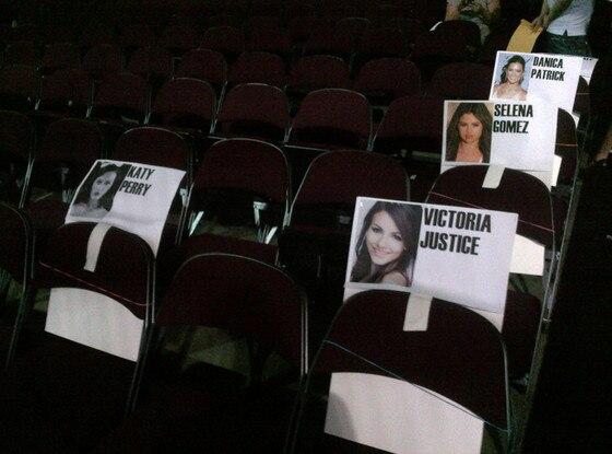 Nickelodeon Kids Choice Seating