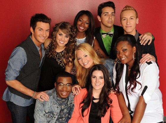 Top 9, American Idol