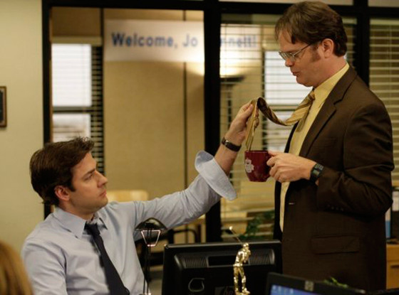 The Office Pranks