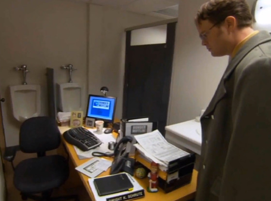 The Fight From The Office Jim S Best Pranks E News