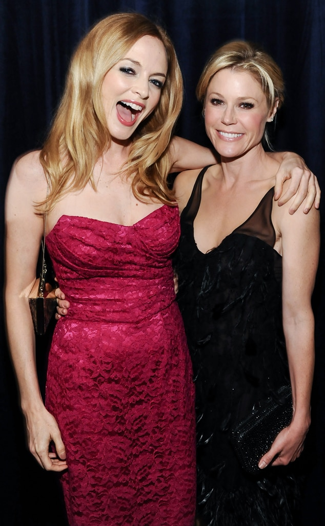 Heather Graham, Julie Bowen