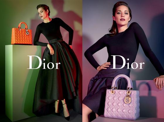 Marion Cotillard, Dior