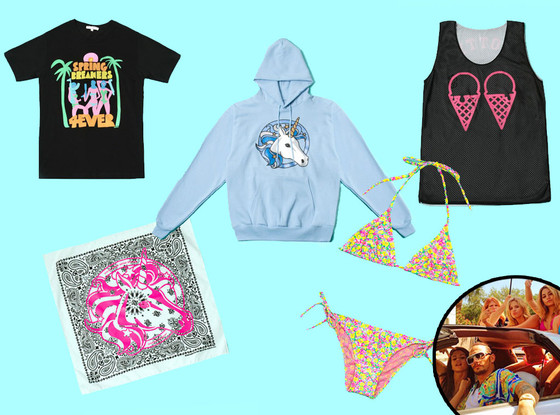 Spring Breakers Opening Ceremony Collection