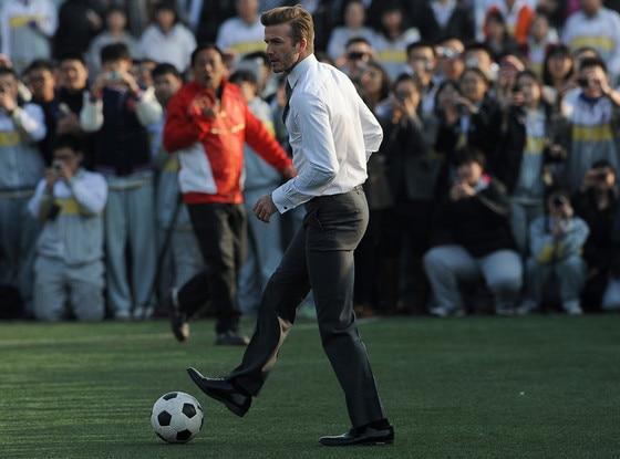 David Beckham S Butt 36