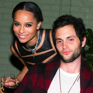 Zoe Kravitz, Penn Badgley