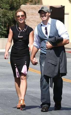 Britney Spears, David Lucado
