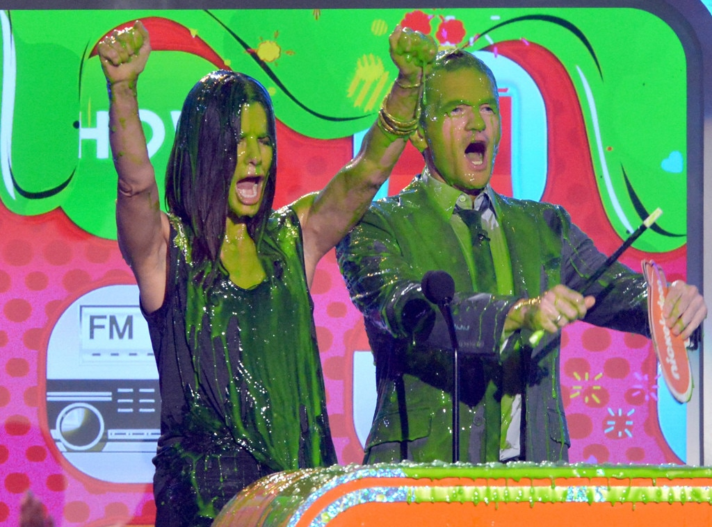 Sandra Bullock, Neil Patrick Harris, Kids Choice Awards Show