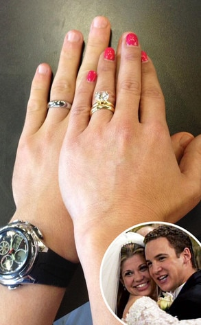 Ben Savage, Danielle Fishel, Boy Meets World, Rings