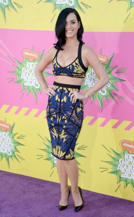 Katy Perry, Kids Choice Awards