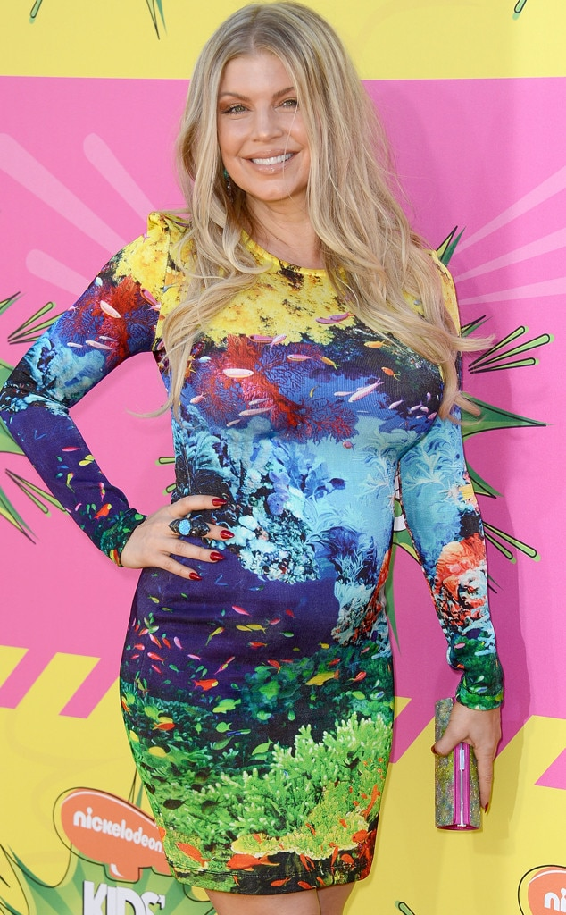 Fergie, Kids Choice Awards