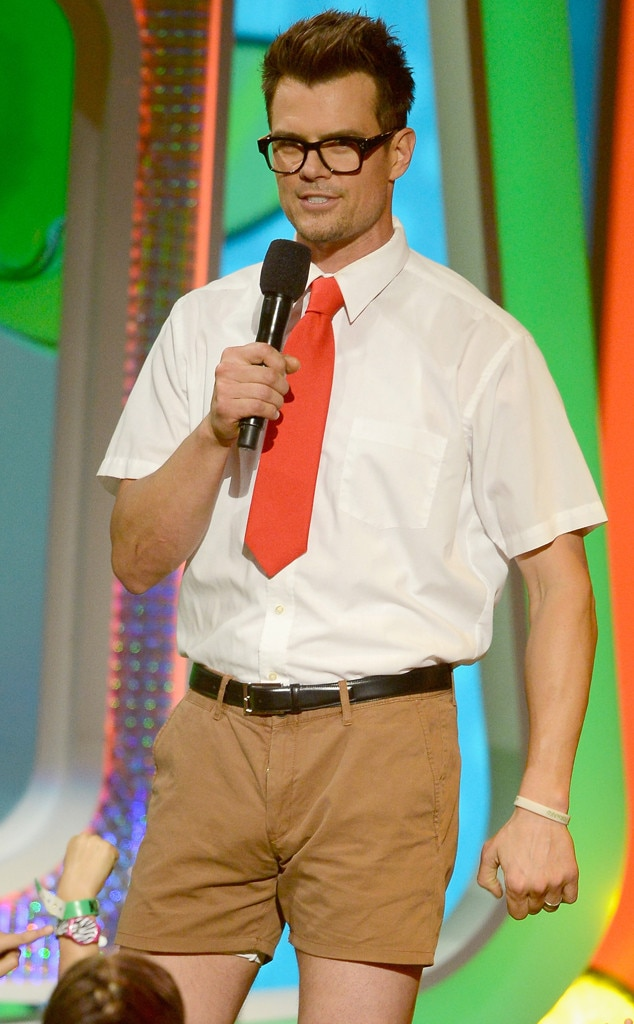Josh Duhamel, Kids Choice Awards Show