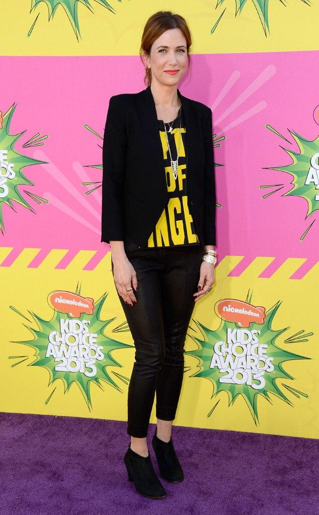 Kristen Wiig, Kids Choice Awards
