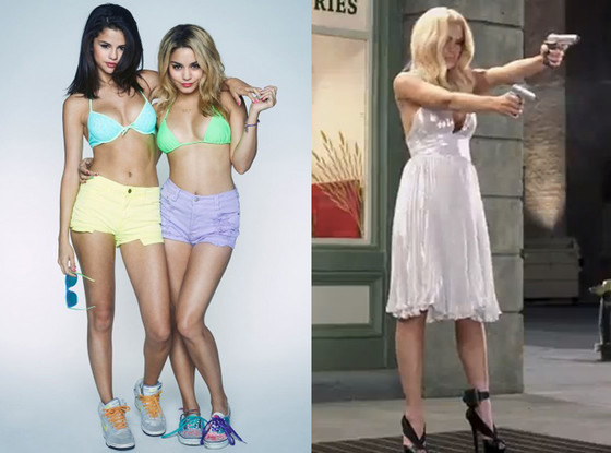 Spring Breakers, Lindsay Lohan, InAPPpropriate Comedy