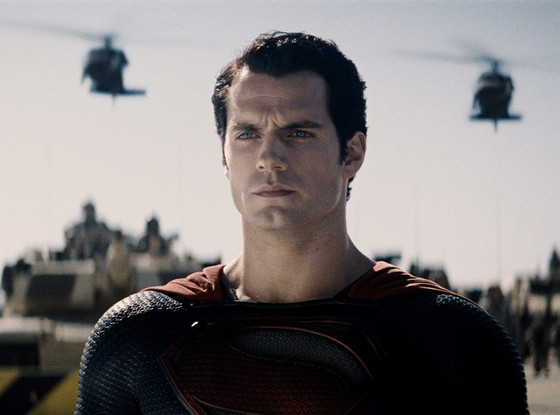 Henry Cavill, Man of Steel