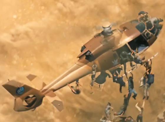World War Z Trailer