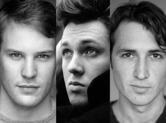 Ben Lamb, Ben Lloyd-Hughes, Christian Madsen