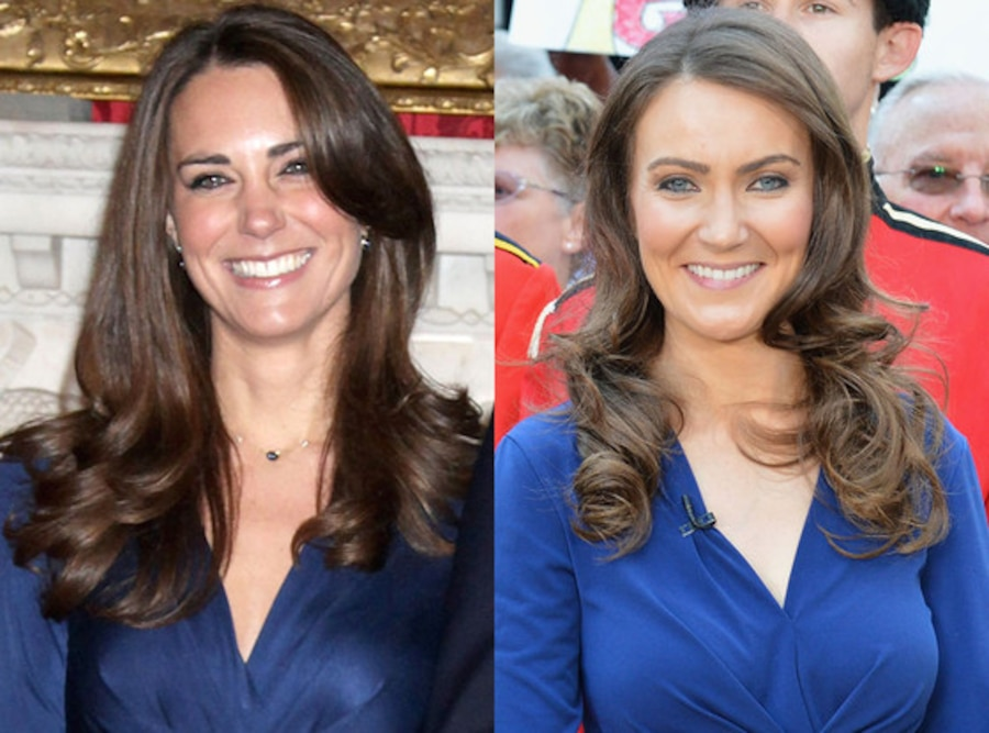 Kate Middleton, Heidi Agan