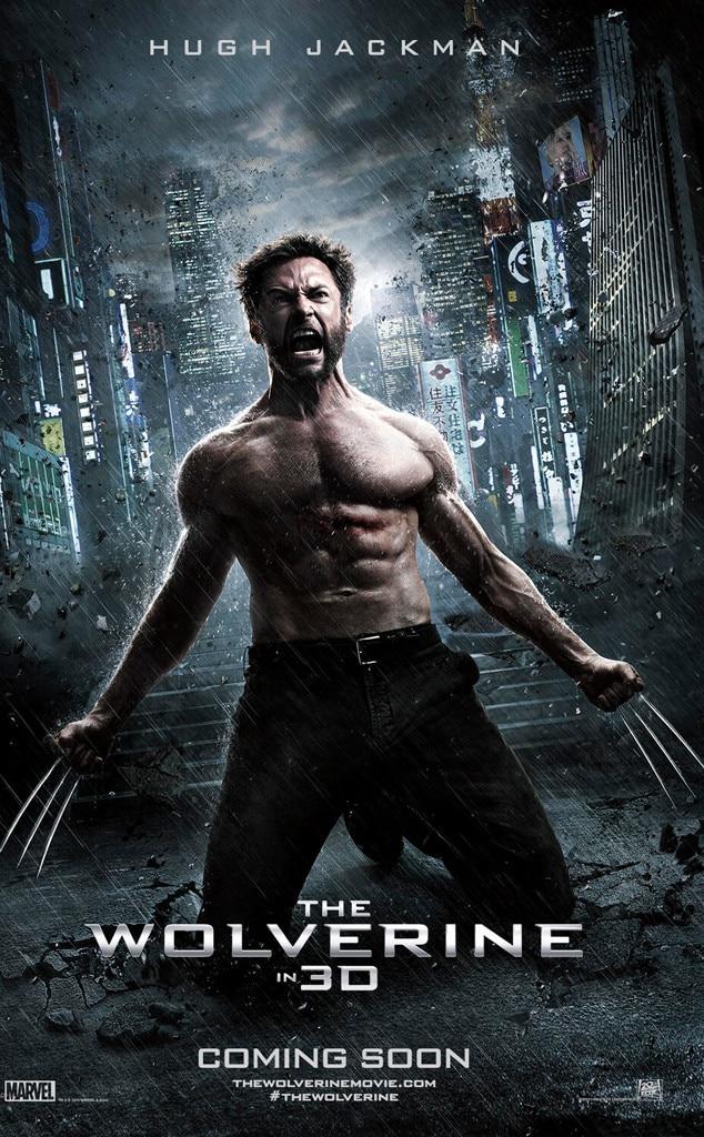 The Wolverine Poster, Hugh Jackman