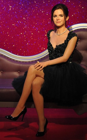 Emma Watson, Madame Tussauds Wax Figure