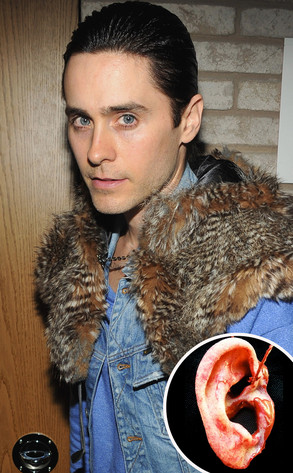 Jared Leto, Fan Ear