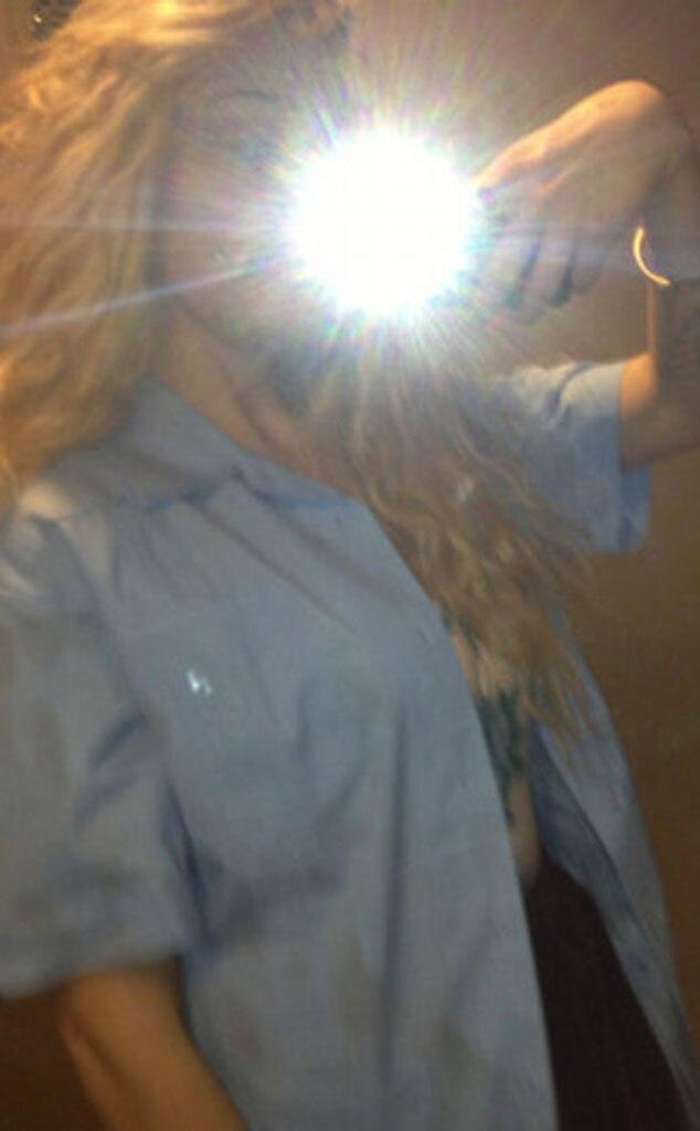 Amanda Bynes, Twit Pic