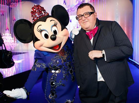 Alber Elbaz, Minnie Mouse