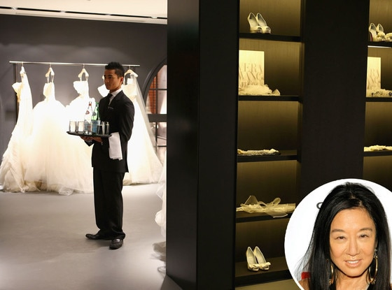 article vera wang ends bridal appointment charges