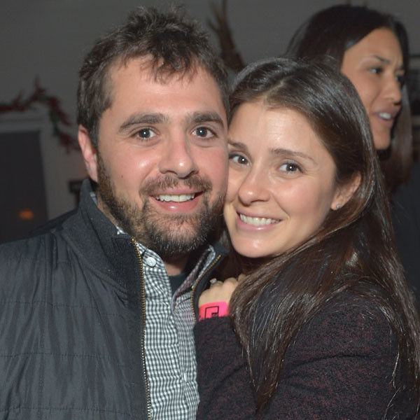Shiri Appleby, Jon Shook