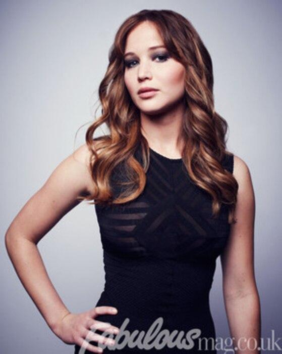 Jennifer Lawrence, Fabulous Magazine Cover