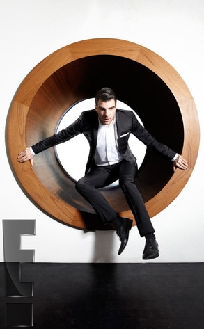 Zachary Quinto, Manhattan Magazine
