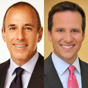 Mark Zinni, Matt Lauer