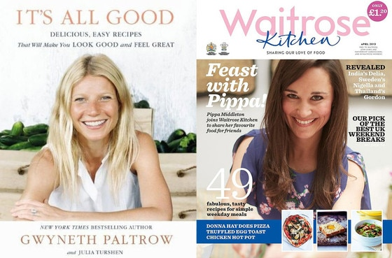 Gwyneth Paltrow, It's All Good, Pippa Middleton, Waitrose