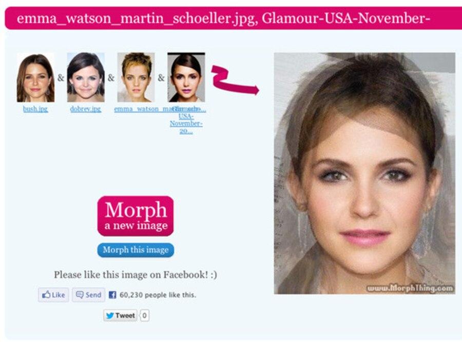Emma Watson, Morph Thing
