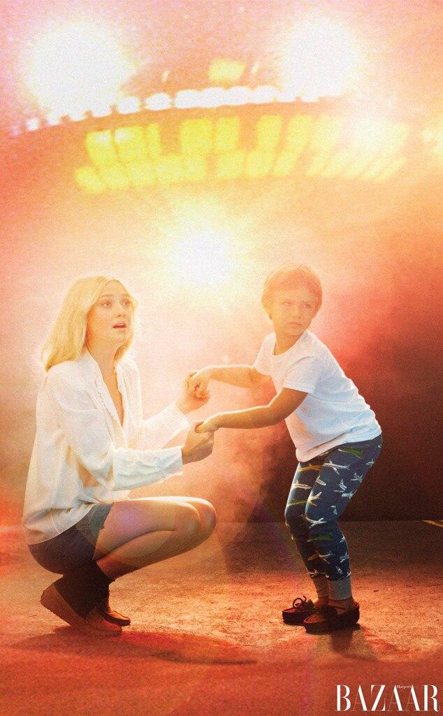 Dakota Fanning, Harper's Bazaar, Famous Movies