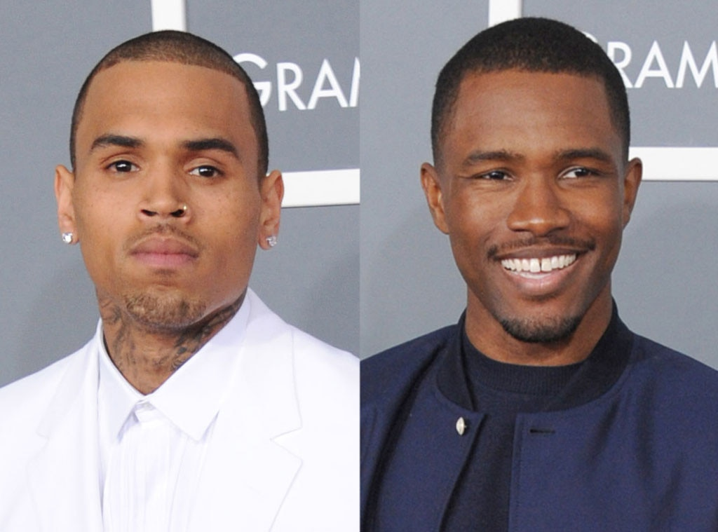 Chris Brown, Frank Ocean