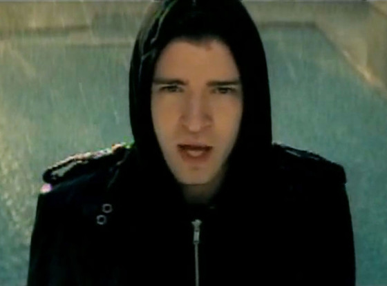 Justin Timberlake, Cry Me a River