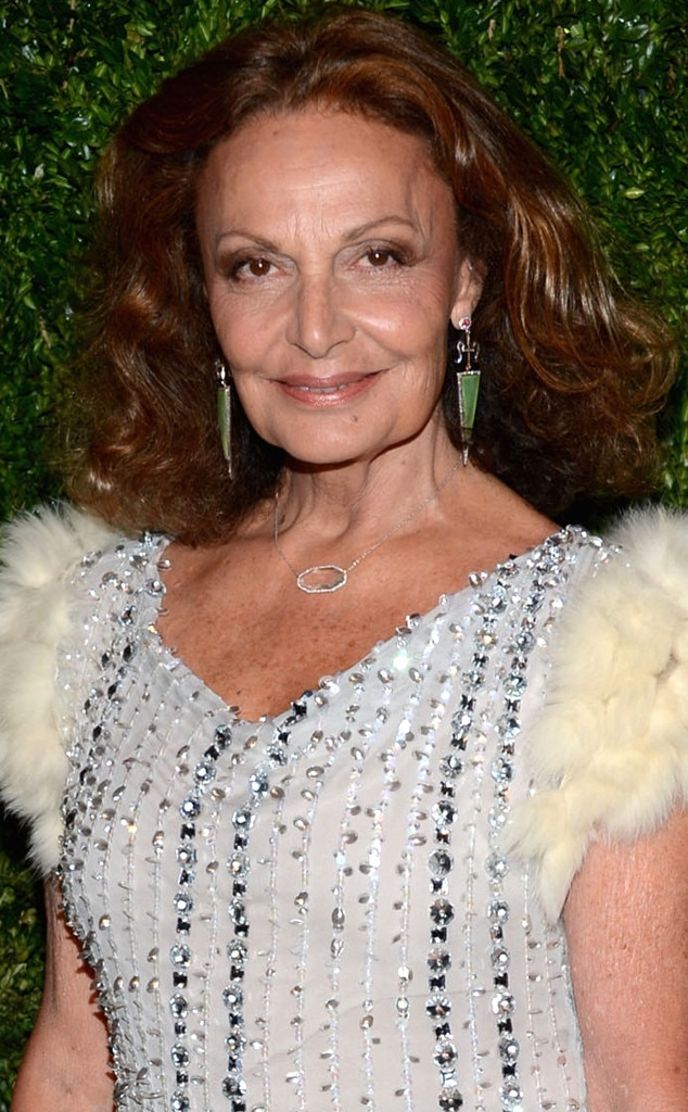 diane von furstenberg queen of the wrap dress fashion innovator and stylemaker e news. Black Bedroom Furniture Sets. Home Design Ideas